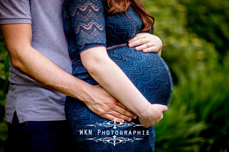 Séance photo de grossesse à Paris