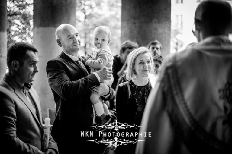 Photographe de baptême Eglise Notre Dame de l'Assomption à Paris