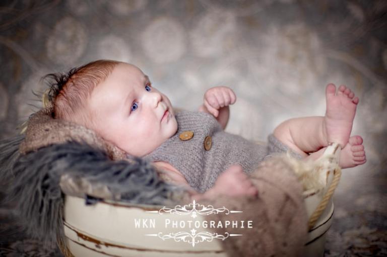 Séance photo de nouveau-né à Paris