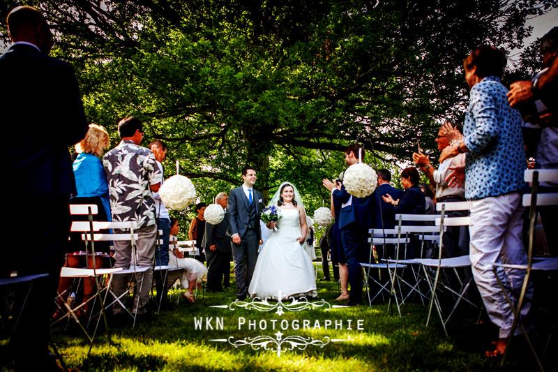 Photographe de mariage pour une cérémonie laique à la Vallée aux Pages