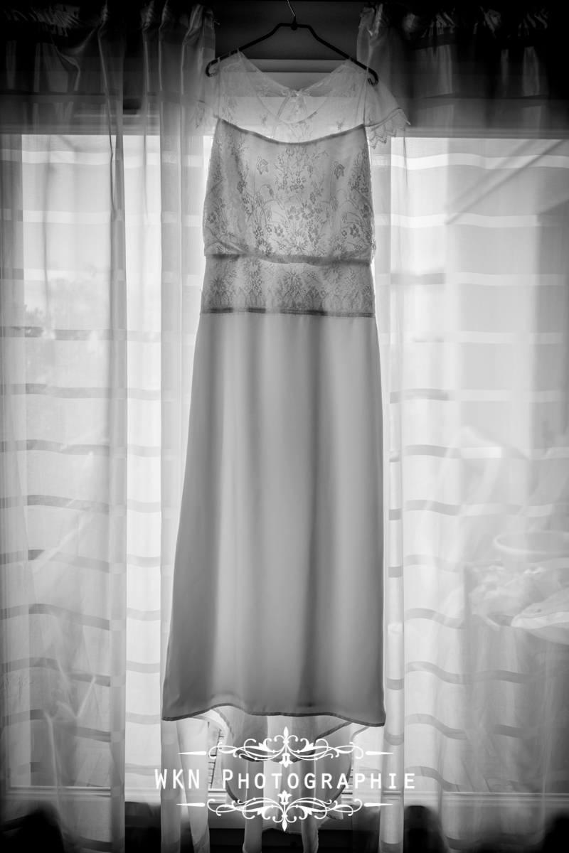 Sublime robe de mariée signée atelier Manon Pascual