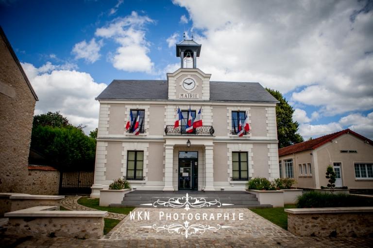 Photographe de mariage - ceremonie civile en Vallée de Chevreuse