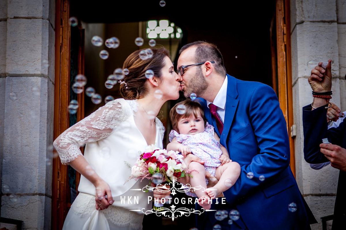 Photographe de mariage bourgogne - ceremonie civile a la mairie de Vougeot