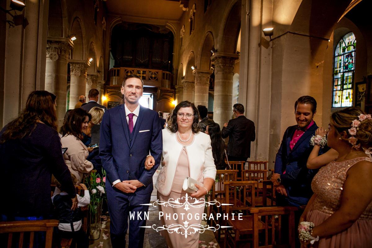 Photographe de mariage Chateau de Baronville-mariage religieux Epinay sur Orge