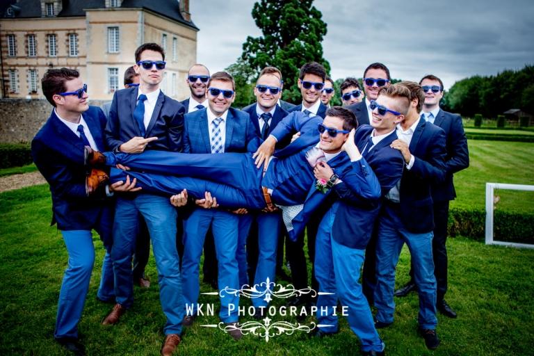 Photos de groupe - conseils du photographe de mariage