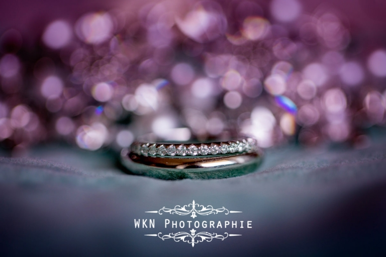 Photos de preparatifs - mariage
