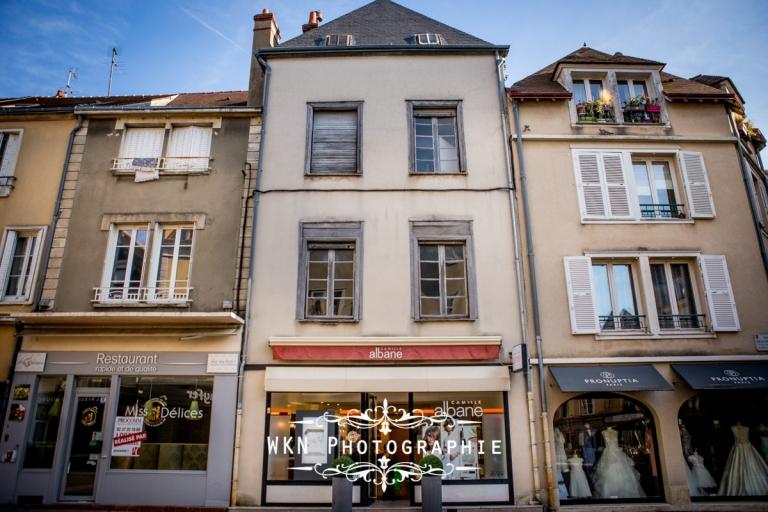 Photographe de mariage à Chartres - préparatifs des mariés